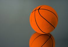 Basketball twins Stock Images