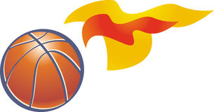 Basketball (Vector) Stock Photo