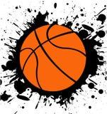 Basketball, vector illustration. Art design stock illustration