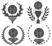 Basketball. Vector illustration (EPS 10 Stock Photo