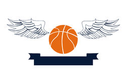 Basketball, vector Stock Photography