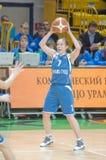 basketball women Στοκ φωτογραφία με δικαίωμα ελεύθερης χρήσης