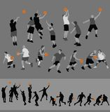 Basketball1 Royalty Free Stock Image
