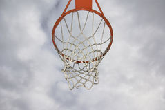 Basketballband Stockbilder