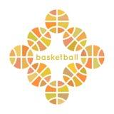 Basketballdesign 1 Lizenzfreies Stockfoto