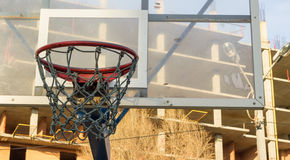 Basketballkörbe Lizenzfreies Stockfoto
