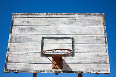 Basketballkorb Stockfotos