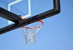 Basketballkorb Lizenzfreies Stockbild