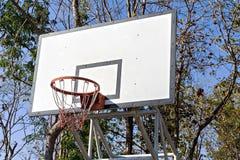 Basketballkorb Stockbilder