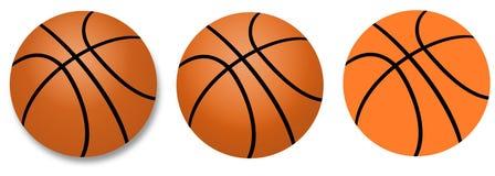 Basketballkugel Lizenzfreies Stockfoto