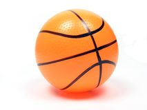Basketballkugel Lizenzfreie Stockbilder