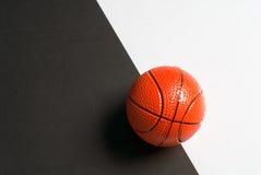 Basketballkugel Stockbild