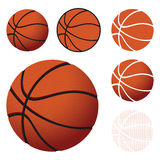 Basketballs Royalty Free Stock Photography