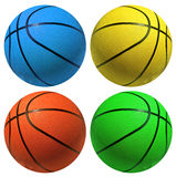 Basketballs Stock Image
