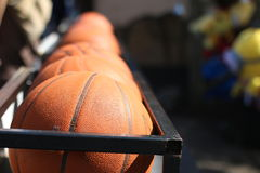 Basketballs Stock Photos