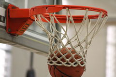 Basketballs Ring stock images