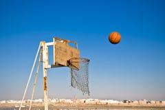 Basketballspiel Stockbilder