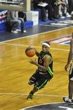 Basketballspiel, Bobby Dixon, Frankreich Proa Stockbilder