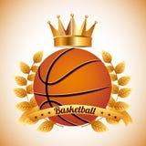 Basketballsport lizenzfreie abbildung