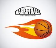 Basketballsport vektor abbildung