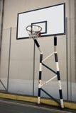 Basketballtabelle und -felge Lizenzfreies Stockbild