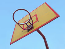 Basketballvorstand der Kinder Lizenzfreies Stockbild