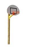 Basketballziel Lizenzfreies Stockbild