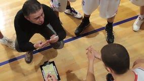 Basketbalonderbreking