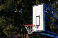 Basketbalraad royalty-vrije stock afbeeldingen