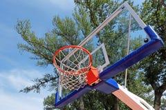 Basketbalraad royalty-vrije stock foto