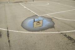 Basketbeslag Fotografering för Bildbyråer