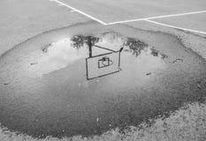 Basketbeslag Royaltyfri Foto