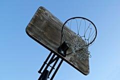 Basketbeslag Royaltyfri Bild