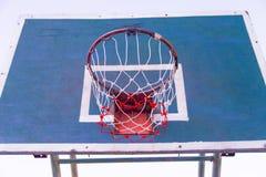 Basketbeslag Royaltyfria Bilder