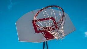 Basketbeslag Arkivfoto
