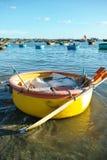 Basketboat 免版税库存图片