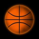 Basketboll royaltyfri illustrationer