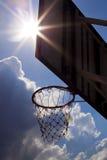 basketbräde Royaltyfri Fotografi