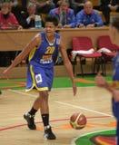 basketeuroleaguekvinnor Fotografering för Bildbyråer