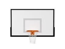 Basketkorg Royaltyfria Bilder