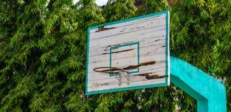 Basketpanel arkivfoto
