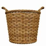 Basketry в белом backgound стоковое фото rf
