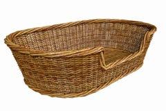 Basketry в белом backgound стоковое фото