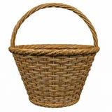 Basketry в белом backgound стоковое изображение rf
