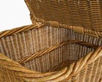 Basketry в белом backgound стоковая фотография rf
