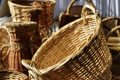 basketry fotografie stock libere da diritti