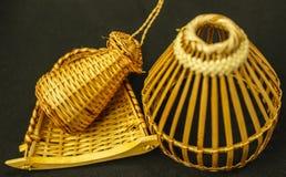 basketry lizenzfreies stockfoto