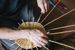 basketry Foto de Stock