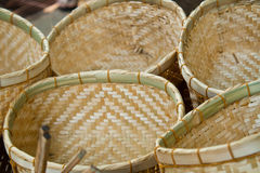 Basketry basket shop Stock Photos