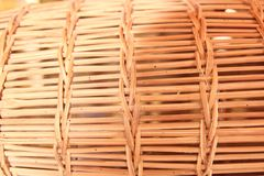 Basketry Royalty Free Stock Photography